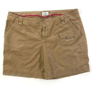 American Eagle Live Your Life Twill Shorts Hiking